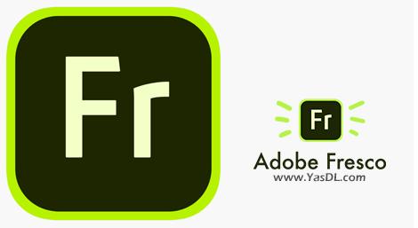 دانلود Adobe Fresco 1.2.0.4 x64 - نرم افزار ترسیم حرفهای نقاشی