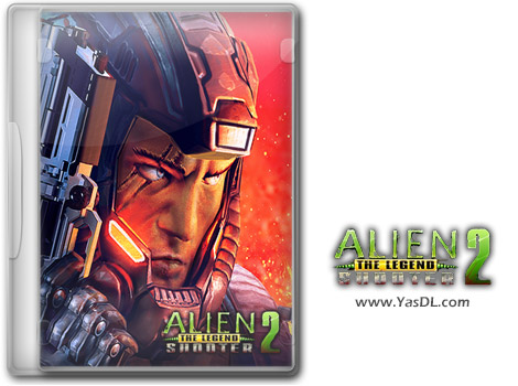 Alien Shooter 2 The Legend For PC | Jasmine