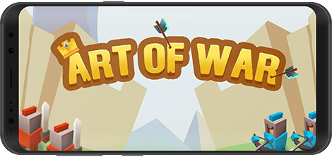 Art Of War: Legions 3.2.0 For Android + Infinite Version
