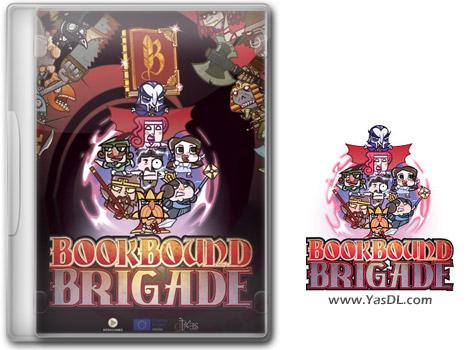 دانلود بازی Bookbound Brigade برای PC