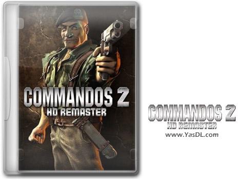 دانلود بازی Commandos 2 HD Remaster برای PC