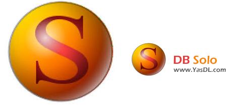 دانلود DB Solo 5.2.5 - نرم افزار مدیریت و توسعه پایگاه داده