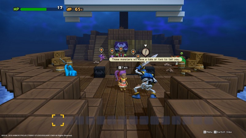 DRAGON QUEST BUILDERS 2 Game For PC |  Yas