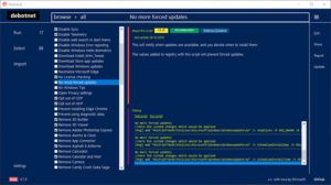 Debotnet.cover1  300x168 - دانلود Debotnet 0.2.4 - نرم افزار مدیریت و کنترل تنظیمات حریم خصوصی در ویندوز 10