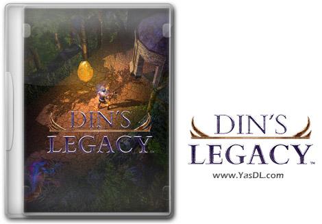 دانلود بازی Dins Legacy برای PC