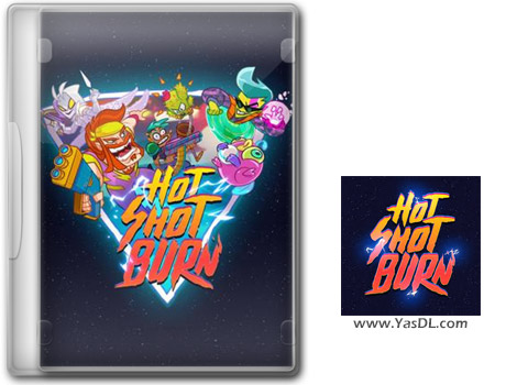 دانلود بازی Hot Shot Burn برای PC