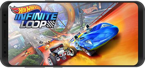 دانلود بازی Hot Wheels Infinite Loop 1.3.4 - مسابقات اتومبیلرانی برای اندروید + دیتا