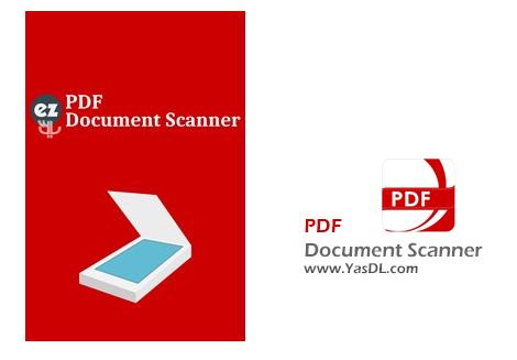 دانلود PDF Document Scanner Premium x86/x64 4.23.0.0 - تبدیل اسناد فیزیکی به PDF