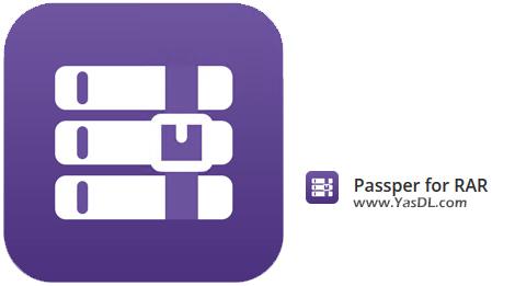 دانلود Passper for RAR 3.2.0.3 - نرم افزار بازیابی رمز عبور فایلهای فشرده