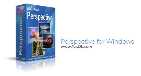 دانلود Perspective 2.1 Build 1907.3 - نرم افزار مدیریت و زمانبندی تغییر والپیپر دسکتاپ