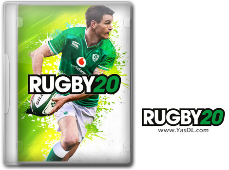 RUGBY 20 Game For PC | Jasmine