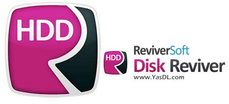 دانلود ReviverSoft Disk Reviver 1.0.0.18053 - نرم افزار اسکن و بهینهسازی هارد دیسک