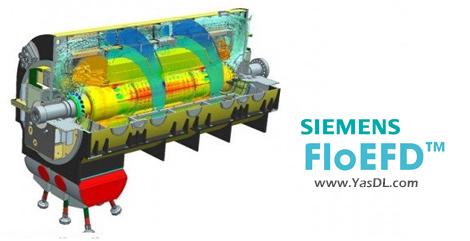 دانلود Siemens Simcenter FloEFD 2019.4.0 v4836 Standalone (x64) - نرم افزار آنالیز سیالات