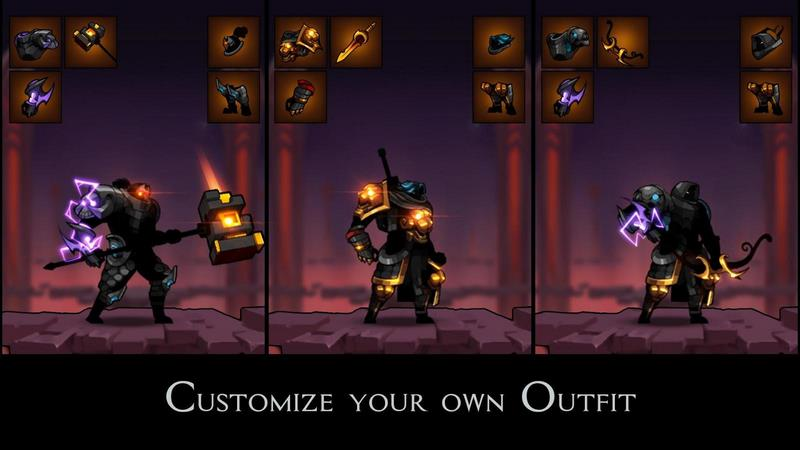 Stickman Master: League Of Shadow - Ninja Fight 1.4.5 For Android