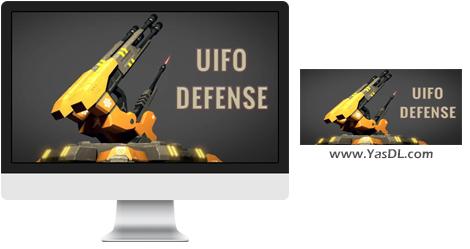 دانلود بازی UIFO DEFENSE HD برای PC