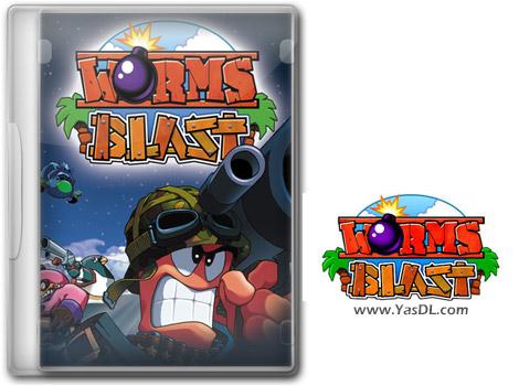 دانلود بازی Worms Blast برای PC