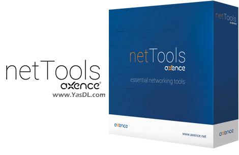 دانلود Axence netTools 5.0.1.28533 - نرم افزار مدیریت و نظارت بر شبکه