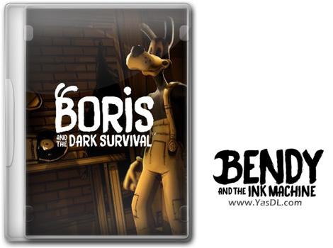 دانلود بازی Boris and the Dark Survival برای PC