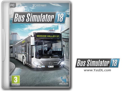 Bus Simulator 18 For PC | Jasmine