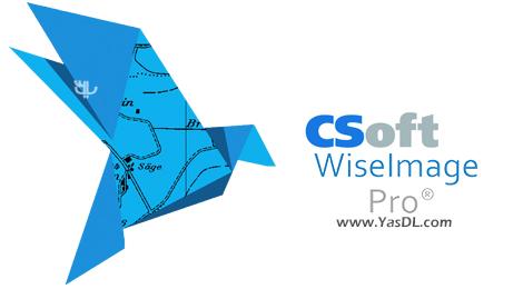 دانلود CSoft WiseImage Pro 20.0.1601 - نرم افزار تبدیل تصاویر رستر به وکتور و بالعکس