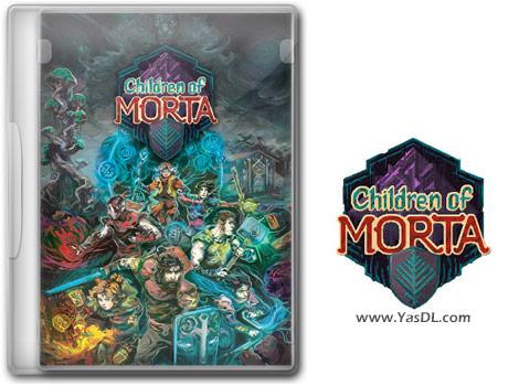 دانلود بازی Children of Morta Shrine of Challenge برای PC