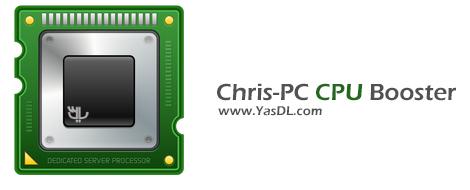 دانلود Chris-PC CPU Booster 1.00 - نرم افزار بهینهسازی عملکرد پردازنده سیستم