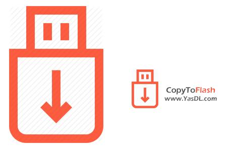 دانلود CopyToFlash 1.3 - نرم افزار کپی و انتقال سریع اطلاعات به حافظه فلش