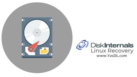 دانلود DiskInternals Linux Recovery 6.5.57 - نرم افزار بازیابی دیسک لینوکس