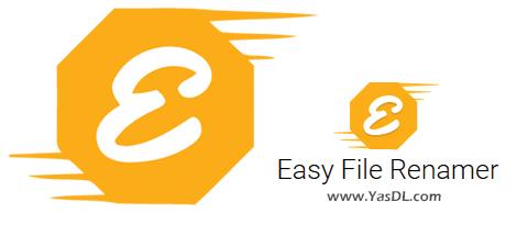 دانلود Easy File Renamer 2.3 - نرم افزار تغییر نام آسان و حرفهای فایلها