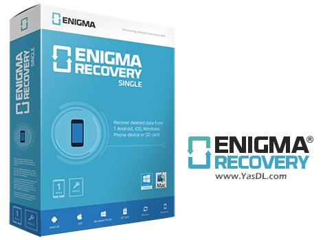 دانلود Enigma Recovery Professional 4.1.0 - ابزار ریکاوری اطلاعات از گوشی های آیفون