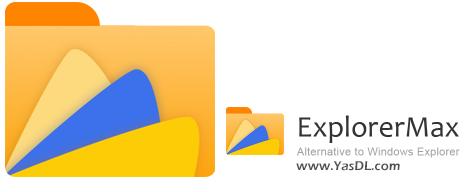 دانلود ExplorerMax 1.0.0.20 - فایل منیجر زیبا و مدرن برای ویندوز