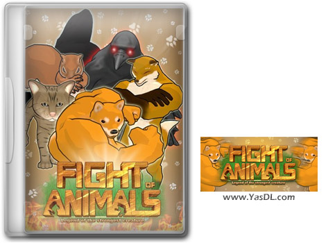 Fight Of Animals V1.0.3 For PC | Jasmine