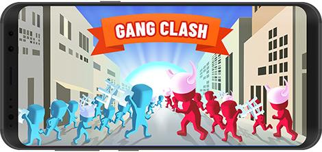 دانلود بازی Gang Clash 2.0.8 - مبارزه گنگهای خیابانی برای اندروید + نسخه بی نهایت