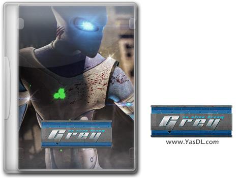 دانلود بازی Grey An Alien Dream برای PC
