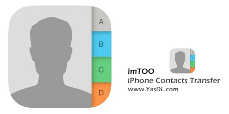 ImTOO IPhone Contacts Transfer 1.2.26 Manage Phone Numbers On IPhone