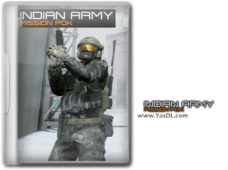 Indian Army Mission POK For PC | Jasmine