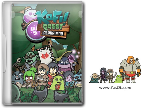 Kofi Quest Alpha MOD V0.11.1 For PC | ‌ Yas