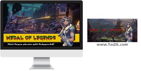 دانلود بازی MEDAL OF LEGENDS برای PC