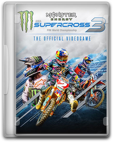 دانلود بازی Monster Energy Supercross The Official Videogame 3 برای PC