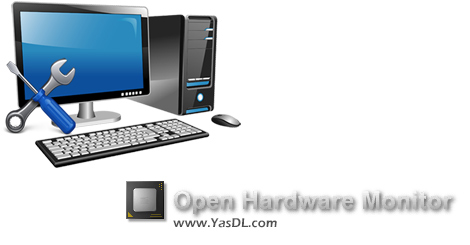 دانلود Open Hardware Monitor 0.9.0 - نمایش اطلاعات سخت افزاری سیستم