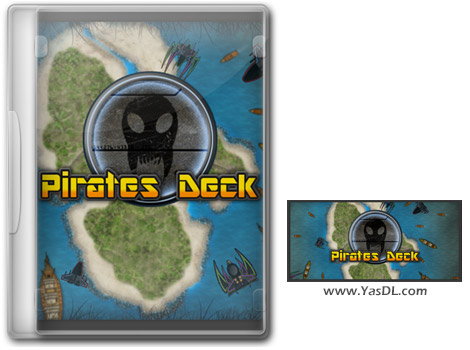 دانلود بازی Pirates Deck برای PC