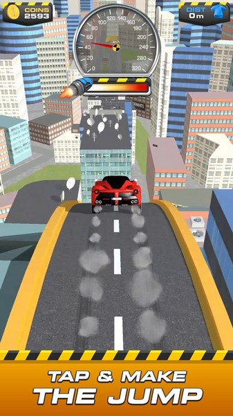 Ramp Car Jumping 2.0.2 For Android + Infinite Edition