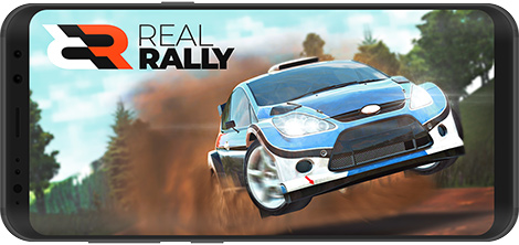 Real Rally 0.4.5 Real Rally For Android + Infinite Version