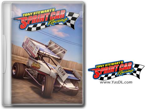دانلود بازی Tony Stewarts Sprint Car Racing برای PC