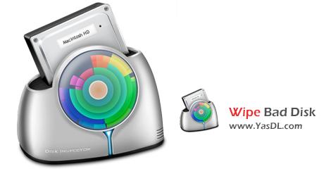 دانلود Wipe Bad Disk 2.0 - حذف مطمئن دادهها از روی دیسکهای معیوب