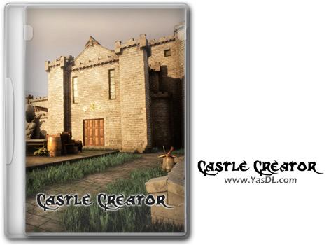 دانلود بازی Castle Creator برای PC