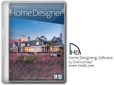 دانلود Chief Architect Home Designer Professional / Architectural / Suite 2021 22.1.1.1 - بسته جامع طراحی داخلی خانه