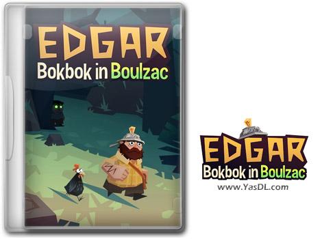 دانلود بازی Edgar Bokbok in Boulzac برای PC