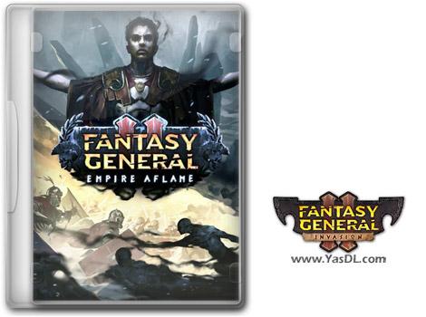 دانلود بازی Fantasy General II Empire Aflame برای PC