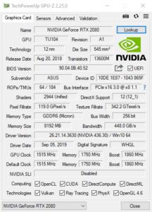 GPU Z 216x300 - دانلود GPU-Z 2.38.0 + Portable - نرم افزار نمایش اطلاعات کارت گرافیک